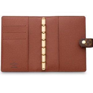 Louis Vuitton Bags - LOUIS VUITTON Monogram Small Ring Agenda Cover